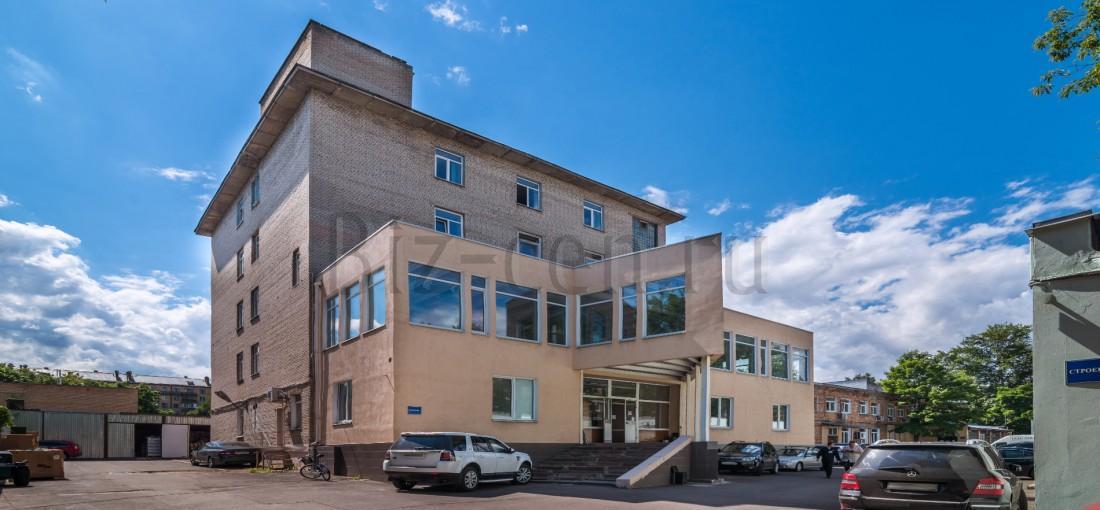 поиск Коммерческой недвижимости Городецкая улица