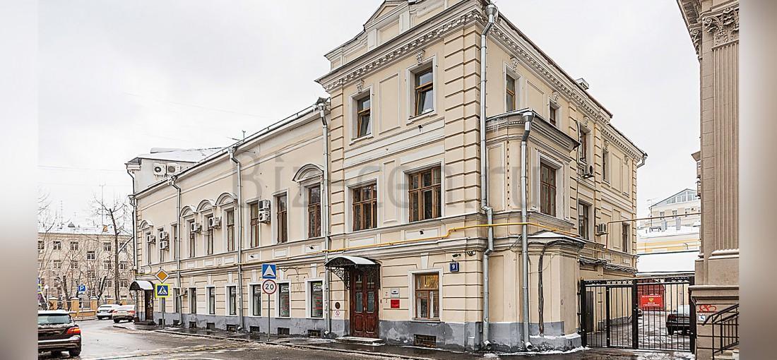 Аренда офисных помещений Кисловский Малый переулок снять офис в москве по адресу