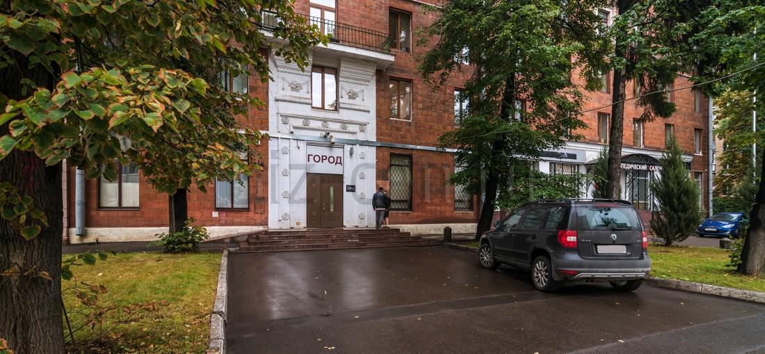 Поиск Коммерческой недвижимости Гостиничный проезд готовые офисные помещения Лучников переулок
